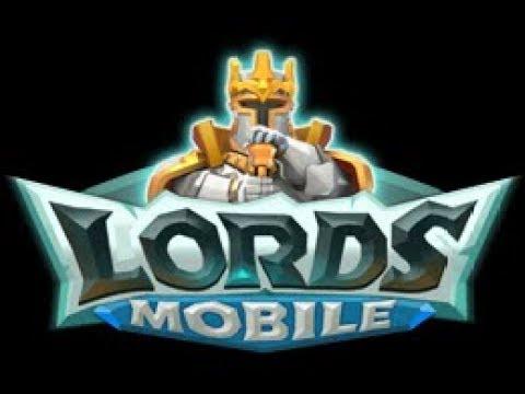 Captain Kringel - Gaming - Lords Mobile - Elite - 7-12, 7-15 Und 7-18
