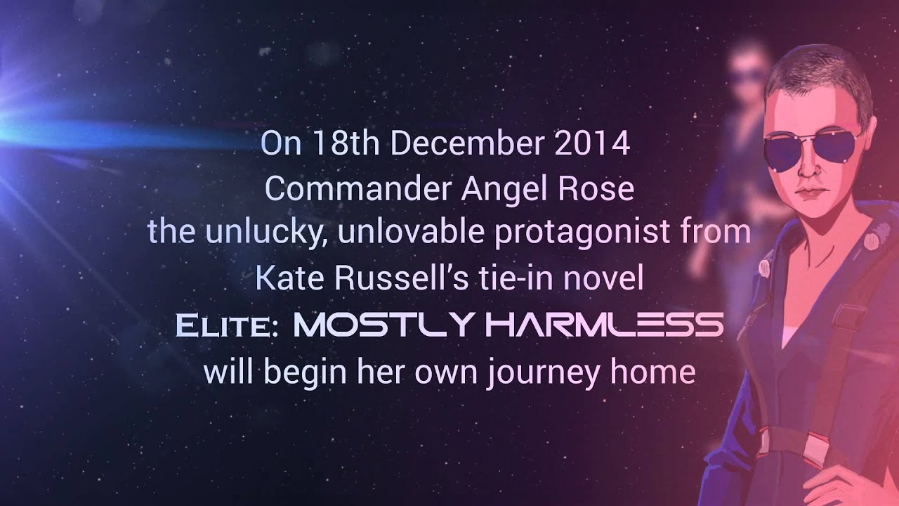 Join commander kate russell as she navigates her way home for Commander rose