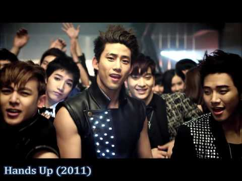 2PM Taecyeon   Transformation 2008-2015