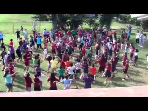 "Saint Mark Lutheran School ""Get Active"" Zumba"