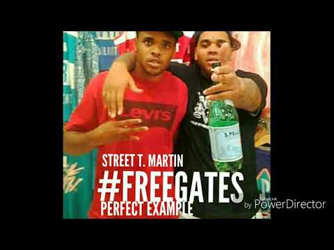 PERFECT EXAMPLE - #FREEGATES STREET T. MARTIN