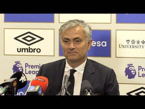 Jose Mourinho's Full Press Conference Following Hull City 0-1 Manchester United