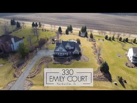 Welcome to 330 Emily Ct, Yorkville, IL 60560