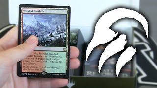 Mtg Fate Reforged Prerelease: Temur Unboxing