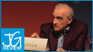 'The Irishman': BFI London Film Festival Press Conference | Scorcese, De Niro, Pacino