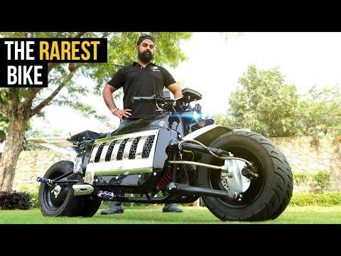 Rare Bike, Dodge Tomahawk   Only one bike in India !!