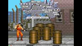 Final Fight CD - SpeedRun [TAS in 33:05 with Guy] [Sega CD level Mania] by VerZulSan
