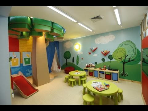 Creative Kids Playroom Ideas