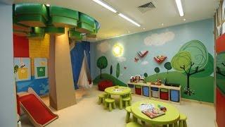 Creative Kids Playroom Ideas