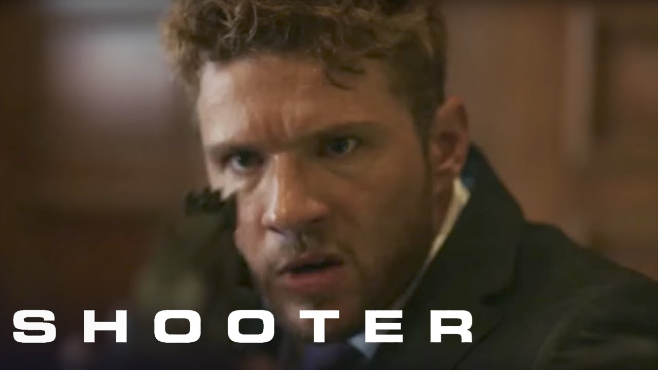 Download Shooter   Season 2, Episode 1: Terrorists Attack Bob Lee Swagger And His Former Marine Unit