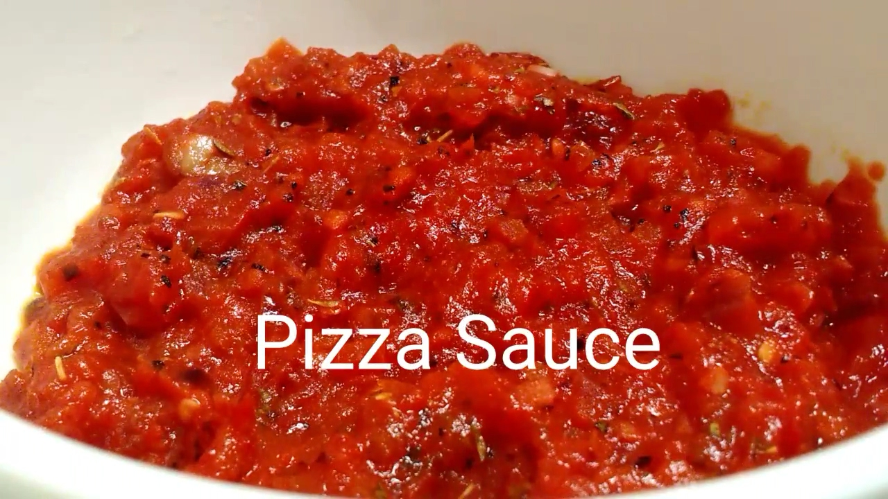 homemade pizza sauce recipe italian pizza sauce quick and easy