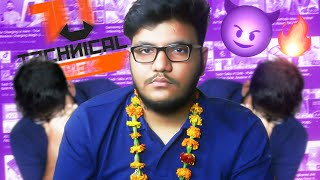 Technical Vivek Vs Technical Guruji 🔥🔥🔥