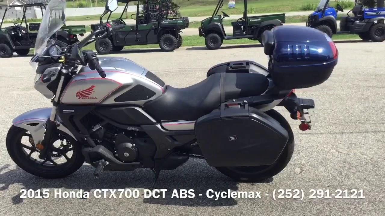 2015 Honda CTX700 DCT ABS