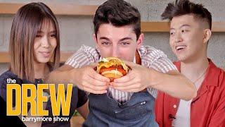 NIKI Rich Brian Cook Eitan Bernath s California Drive In Inspired Burgers
