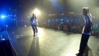 BBOY SUMMIT 2012 Vicious Groove & Melodic VS Tsuyoshi Takayama & LeeHo.MP4