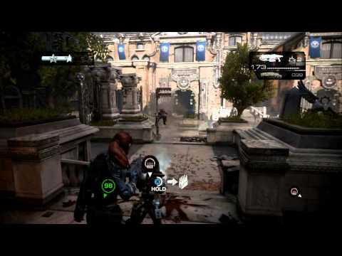 Gears of War: Judgement Xbox 360 HD Gameplay Compilation