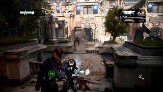 Gears of War: Judgement Xbox 360 HD Gameplay Compilation
