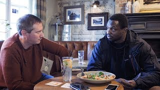 Dillian Whyte EXCLUSIVE, RAW, PERSONAL: Tough childhood, fatherhood at 13 & first meeting Chisora