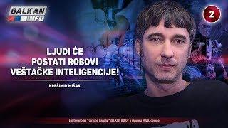 INTERVJU: Krešimir Mišak - Ljudi će postati robovi veštačke inteligencije! (19.1.2020)