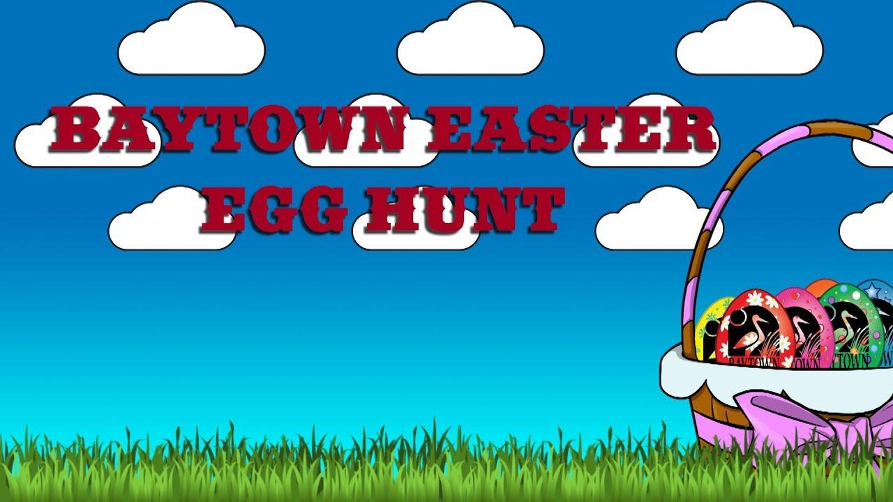 Image result for baytown easter hunt