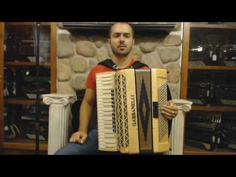 Advanced Piano Accordion Techniques - Lesson 3 - Ricochet Bellows Shake