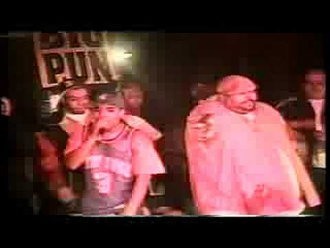 Big Pun - Twinz (Live) ft. Fat Joe