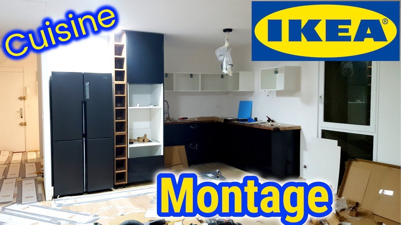 On Monte Notre Cuisine Ikea