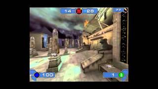 UT2003 Online Play Insta BombingRun 2