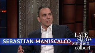 Sebastian Maniscalco's Book Is A 'Bestseller' Thanks To His Mom