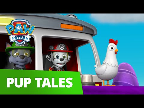 PAW Patrol | Pup Tales #14 | Rescue Episode
