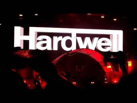 HARDWELL ElectricZOO 2017 Brasil (Abertura)