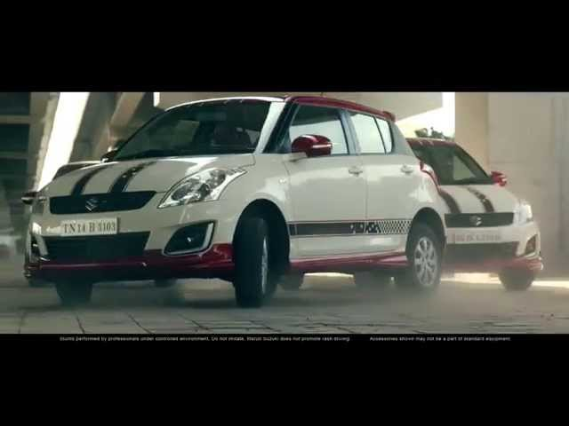 View - Maruti Suzuki Swift Glory Limited Edition new ad | Gaadi  New Swift on 2015 new sidekick, 2015 new ford, 2015 new superb, 2015 new rock, 2015 new terios, 2015 new bolero, 2015 new lincoln, 2015 new alto, 2015 new dodge,