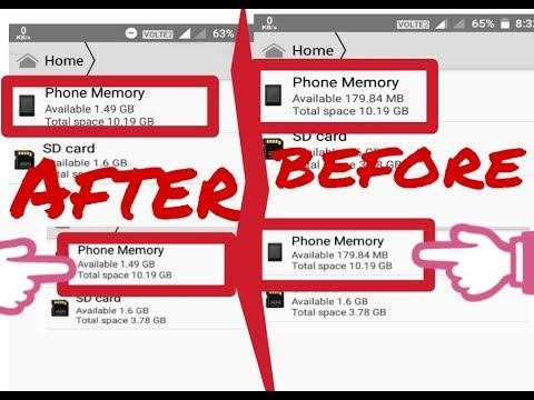 Increase your smartphone memory by using these apps