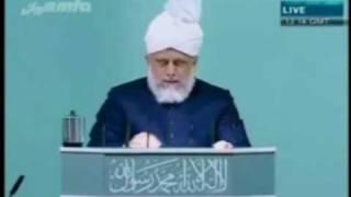 Проповедь Хазрата Мирзы Масрура Ахмада, (22-01-10) часть 1