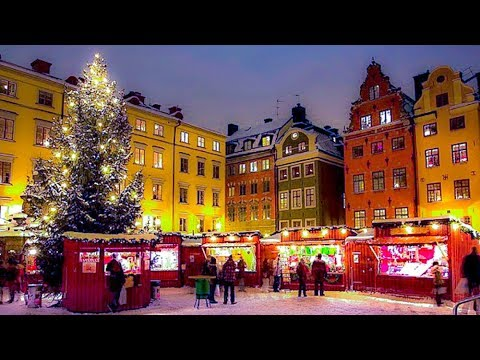 A Walk Around Gamla Stan (Old Town), Stockholm, Sweden