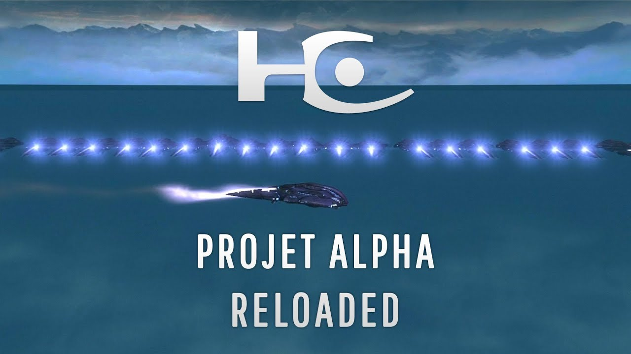 Projet Alpha [Reloaded] Long Night of Solace (Halo Reach Glitches)