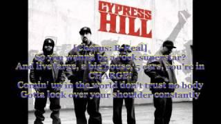 Cypress Hill-Rock superstar (Lyrics on screen)