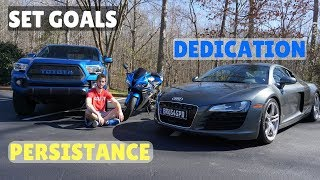 What I Do To Afford An Audi R8! * THE SECRET *