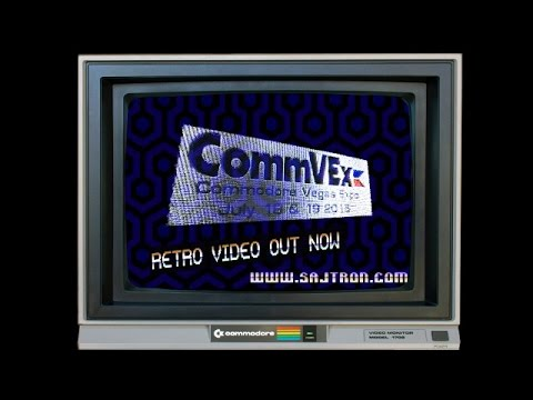 CommVEx V11 2015 Highlights Retro Video