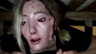 Creepy Realistic Skin Mask