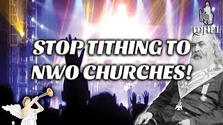 "Hillsong Illuminati Evil - NWO ""Christ to Lucifer"" Agenda (LDHEL#8) @Adam Cherrington"