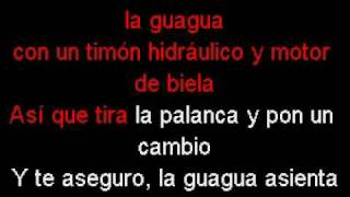 Karaoke La Guagua Juan Luis Guerra