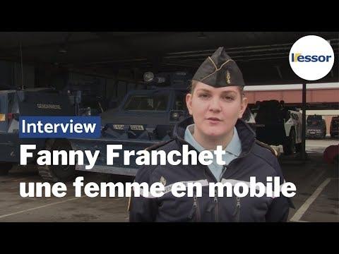 Femmes En Mobile - Fanny Franchet