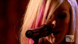 Avril Lavigne - Tomorrow [Live in Roxy Theatre - Acoustic]