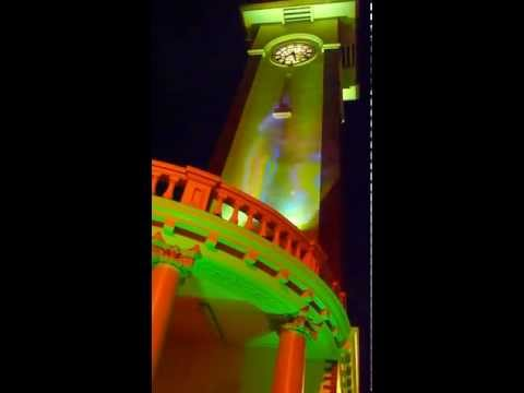 Clock Tower Projections 2012