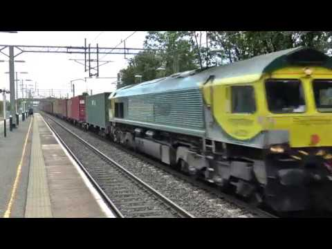 A Day's Filming At Acton Bridge - Friday 20th July 2018