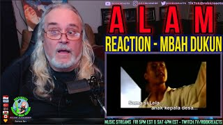 ALAM Reaction - Mbah Dukun - First Time Hearing - Requested