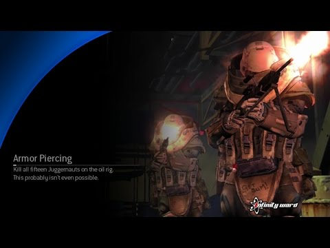Call Of Duty MW2 - Spec Ops Armor Piercing Veteran Guide
