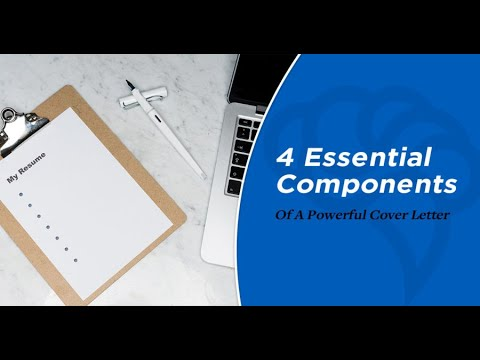 4 Essential Components Of A Powerful Cover Letter | Cheeky ...