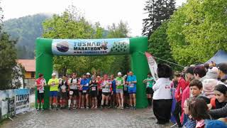 RE-SPECT, RUN! Start of the 11. HRI Vitalion Tusnad Marathon (2019)